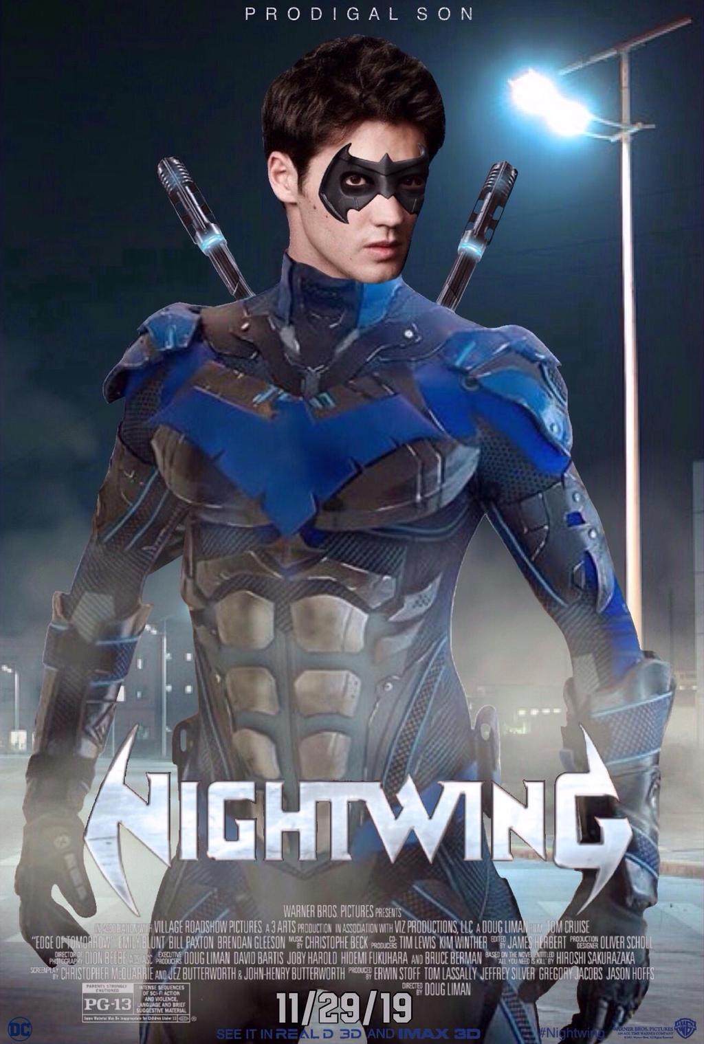 Nightwing serie