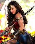 Justice League Wonder Woman PNG