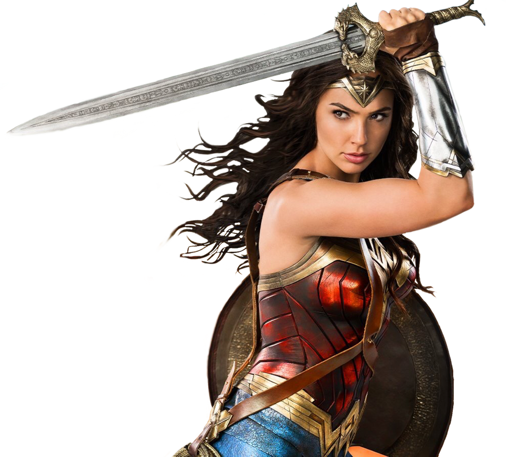 Justice League Wonder Woman PNG by Stark3879 on DeviantArt