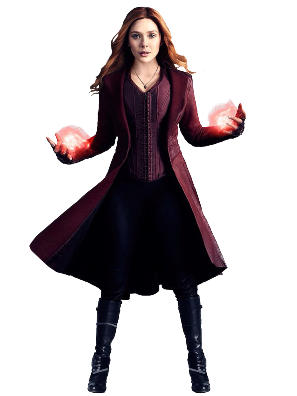 Infinity War Scarlet Witch PNG by Stark3879 on DeviantArt