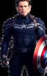 Infinity War Captain America PNG