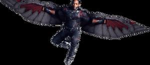 Infinity War Falcon PNG