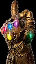 Infinity Gauntlet PNG