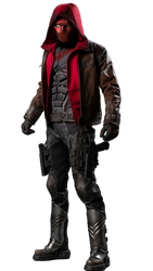 (Edited) Red Hood PNG
