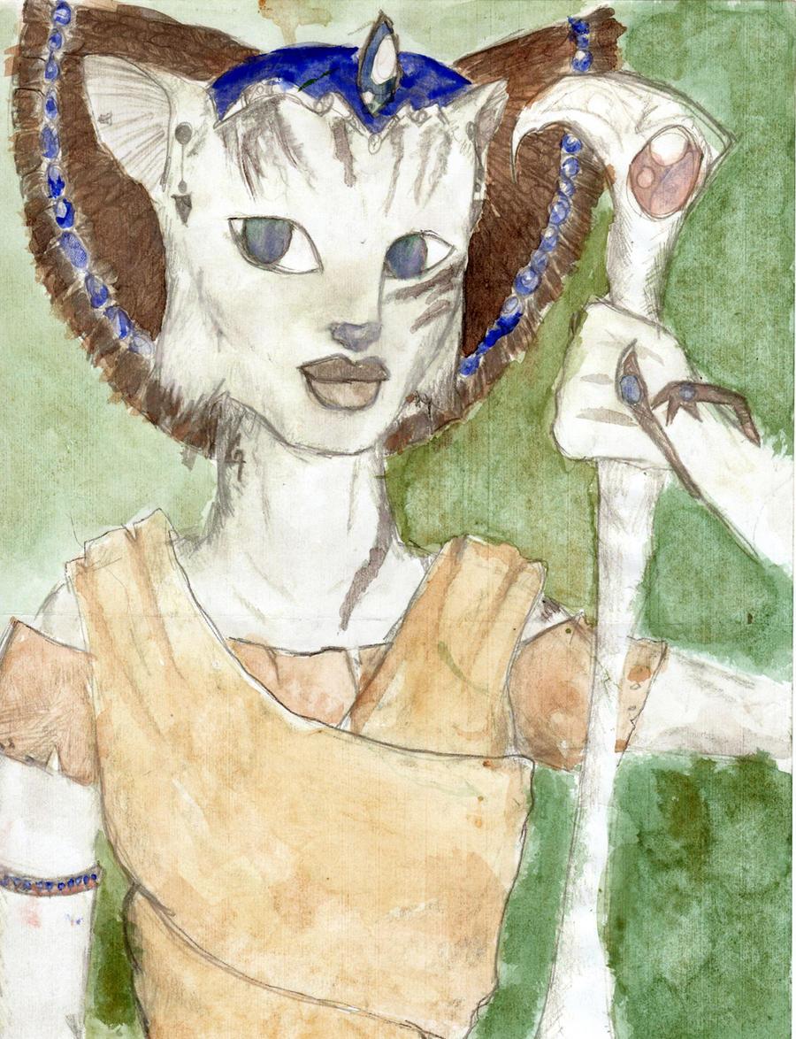 Mistress of the Ash by SeafaringSarah