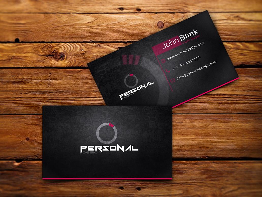 PersonalDesignMockup by Sc0uT10