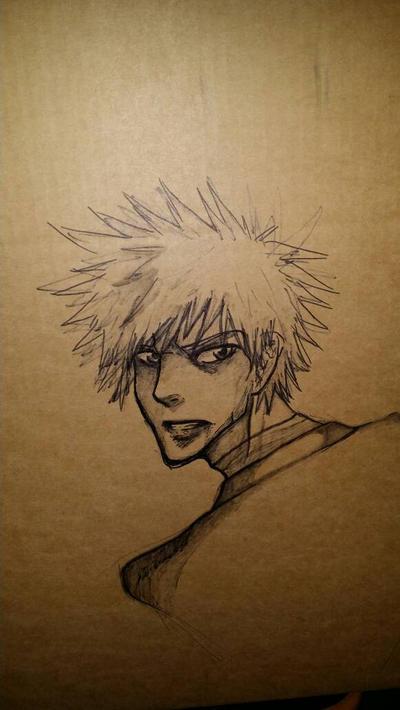 Ichigo Kurosaki  by WolfOfDarkness12