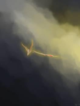 Feathery Wings