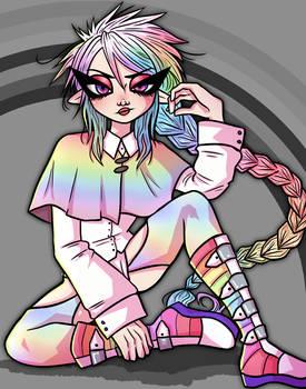 rainbow brye