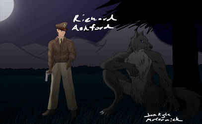 Richard Ashford by Kaze-Youko