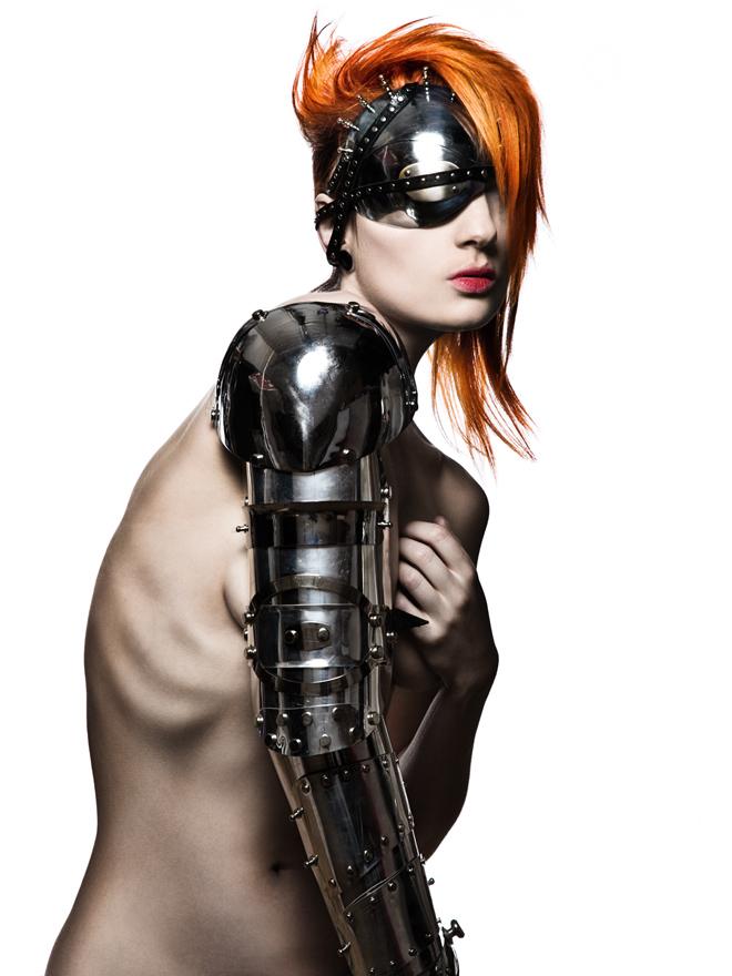 Cyborg by ulorinvex