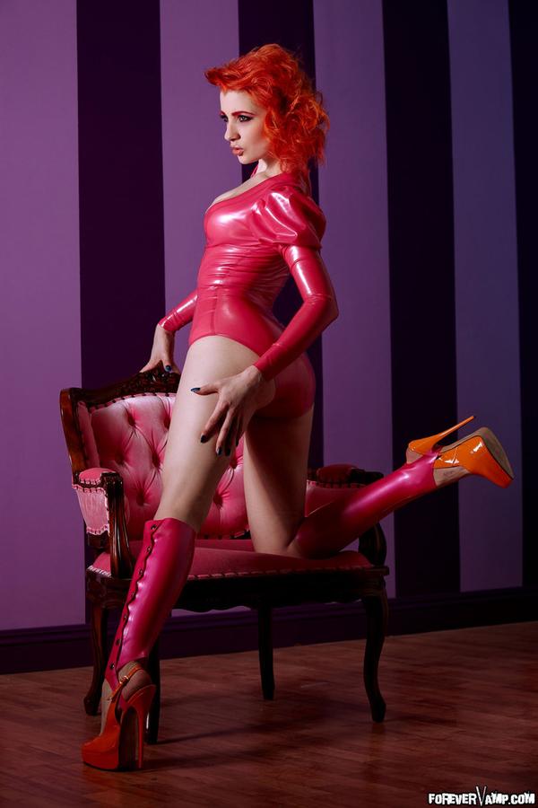 Atomic Pink by ulorinvex