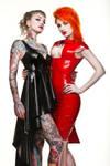 Nina Kate and Ulorin Vex