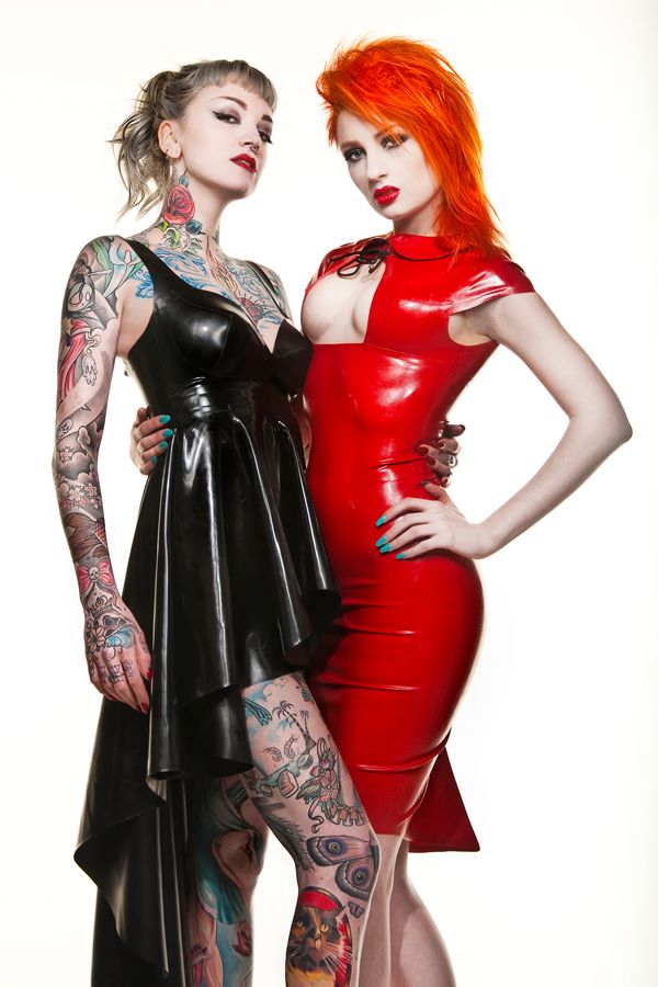 Nina Kate and Ulorin Vex by ulorinvex