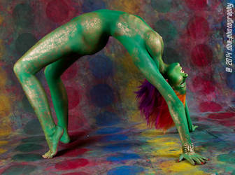 Orion Slave Girl by ulorinvex