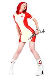 Nurse Red by ulorinvex