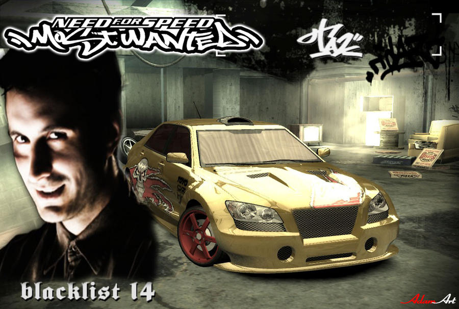 Nfs Blacklist Game Fc02deviantart NFS Most Wanted