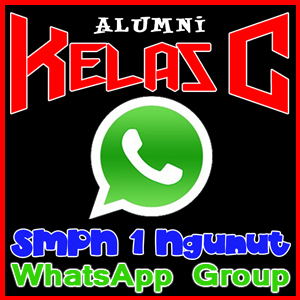 boxwords whatsapp alumni kelas c by adamtextart by artofadam on