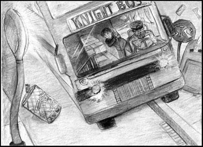 A ride on the Knight Bus