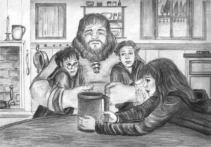 Hagrid Sad