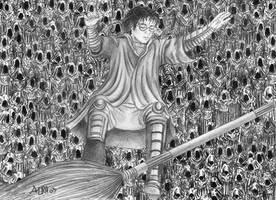 Dementor Sea by ditraveler