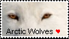 Arctic Wolves Stamp by Hawaiifan