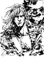 LIQUID SNAKE by aaronminier