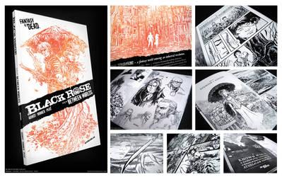 BLACK ROSE Vol. 1 Preview!