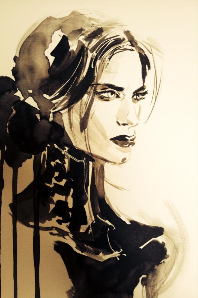 Ink Play by aaronminier