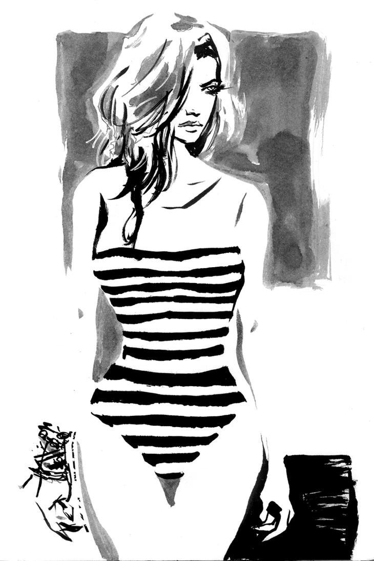 Stripes by aaronminier