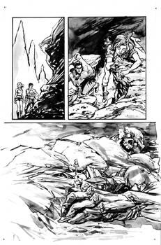 Evil Dead Audition Page 1