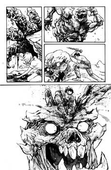 Evil Dead Audition Page 3