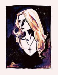 Buffy the Vampire Slayer - 2017 by aaronminier