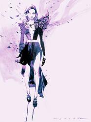 Purple by aaronminier