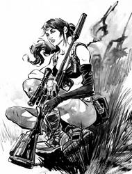 The Quiet by aaronminier