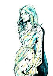 Elsa by aaronminier