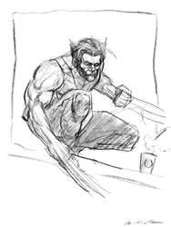 Logan Sketch - Procreate