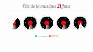 World Music Day - wallpapers june 2012