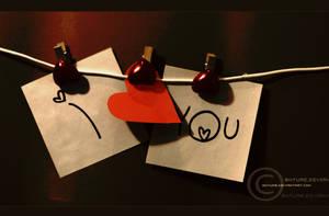 ::I LOVE YOU:: by Bntuae