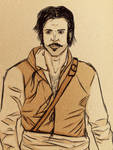 DnD Character: Arcolin Thom