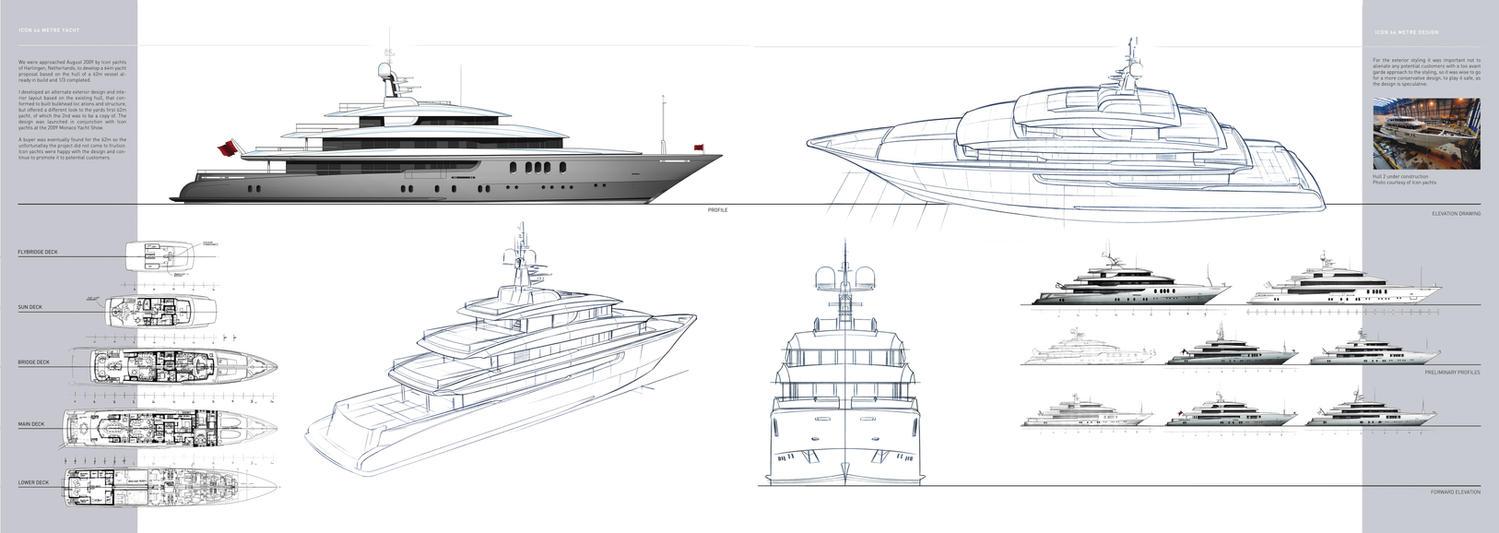 Yacht exterior design by dreadwardo