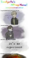 BBC Sherlock MPreg Meme