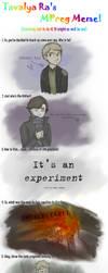BBC Sherlock MPreg Meme by wasitelves