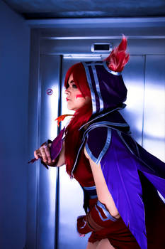 ||COSPLAY|| Xayah- League Of Legends