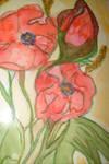 flower greetings by ingeline-art
