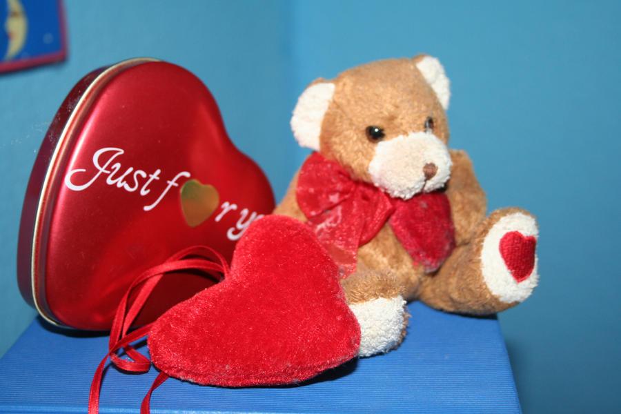 Happy Valentine's Day by ingeline-art