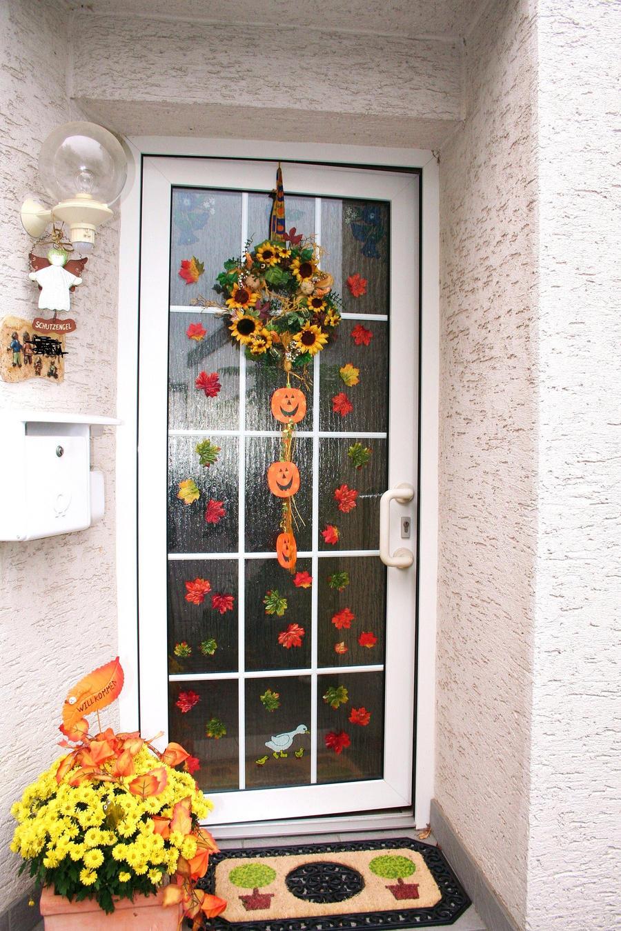 my front door decoration