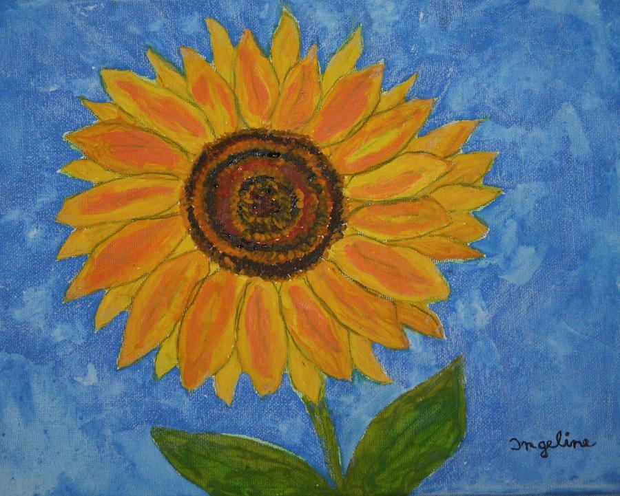 sunflowerlove by ingeline-art