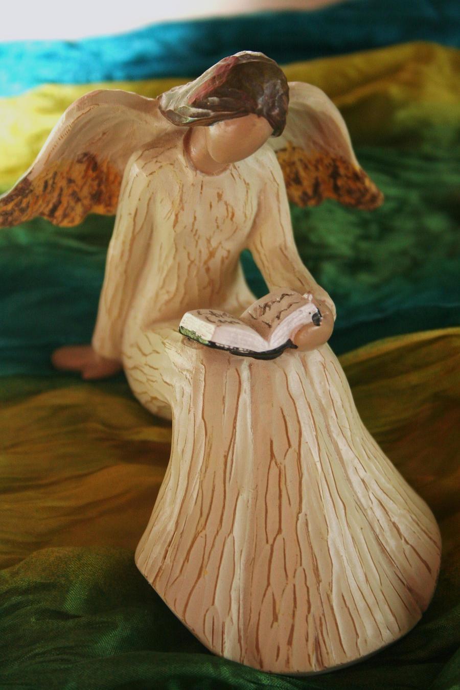 angel of truth by ingeline-art