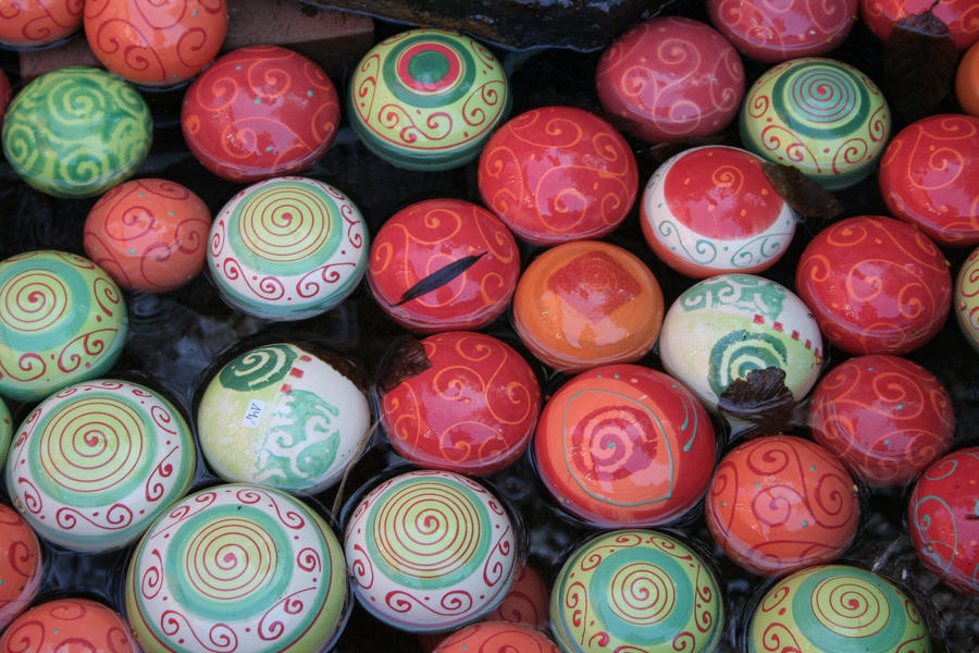 pottery in Monreal 28 by ingeline-art